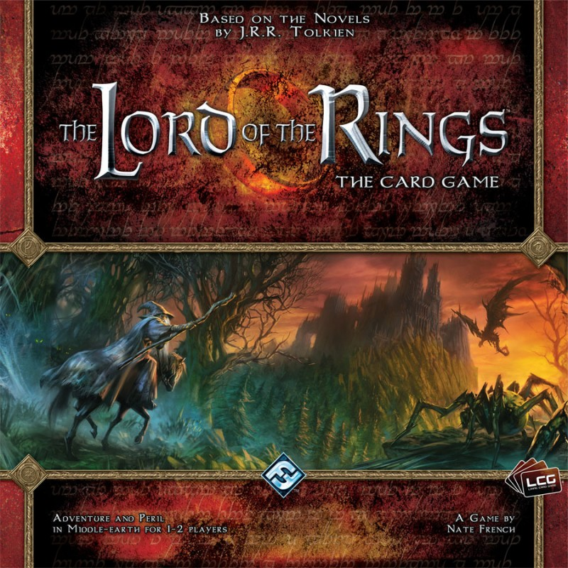 Lord of the Rings The Card Game