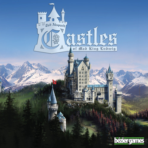Castles of Mad King Ludwig box