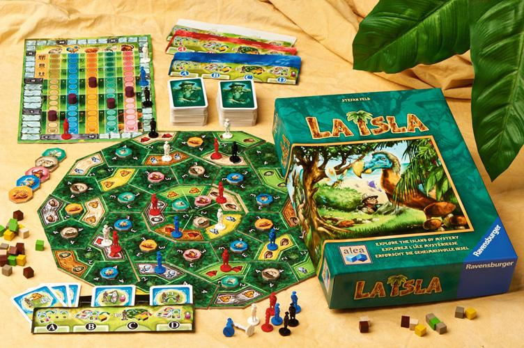 La-Isla-komponenter
