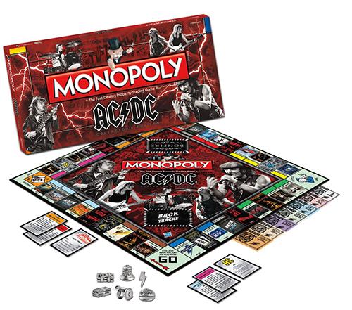 AC-DC Monopoly