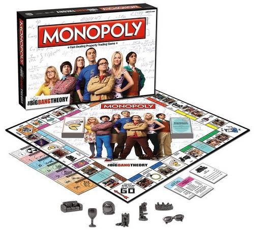 Big Bang Monopoly