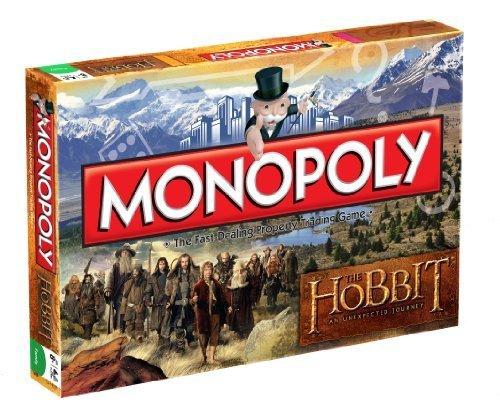 Hobbit Monopol 2