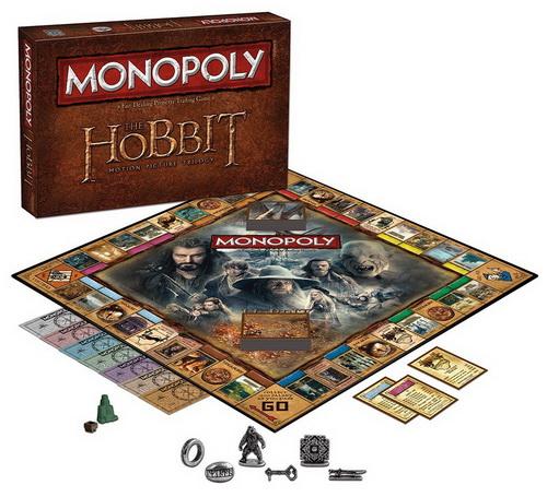 Hobbit Triology Monopol