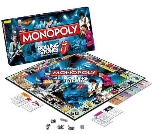Roling Stones Monopoly