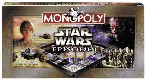 Star Wars E1 Monopoly