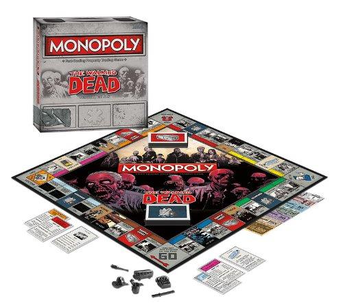 Walking Dead Monopoly