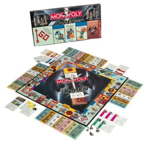 X-Men Monopoly