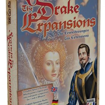 Francis Drake Expansion