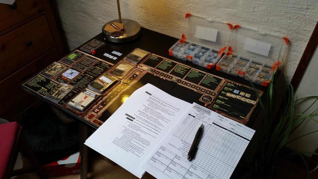 Papper och penna, för det är så jag spelar mina spel numer.