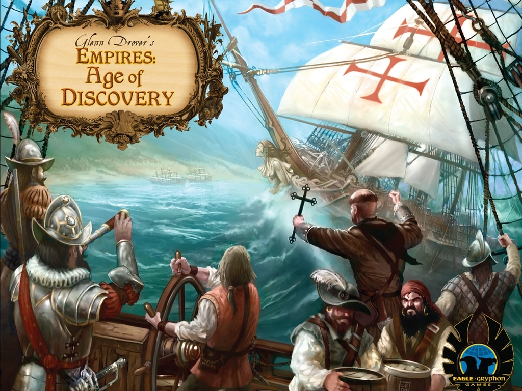 Age Of Exploration And Discovery: Empires: Age Of Discovery