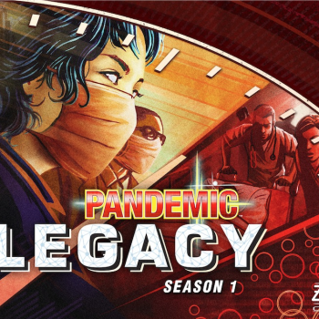 Pandemic Legacy Red Season