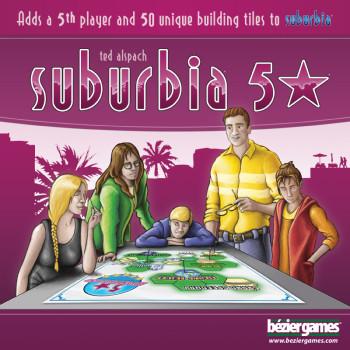 Suburbia 5 Stars