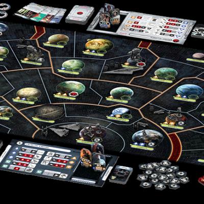 Star Wars Rebellion Spelomgång
