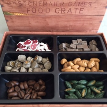 Food Crate Box