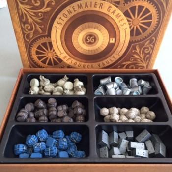 Resource Vault Box