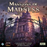 Mansions of Madness Second Edition Cover