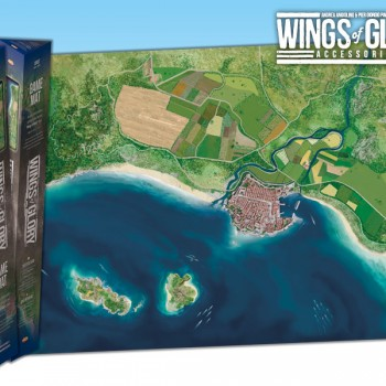 Wings of Glory Coast Map