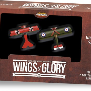Wings of Glory Pack 1