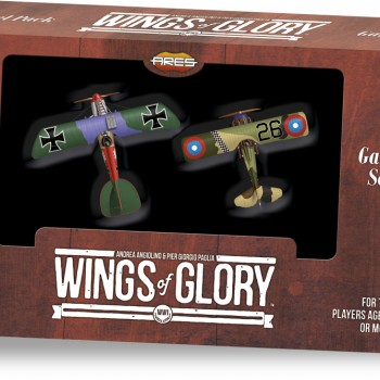 Wings of Glory Pack 2