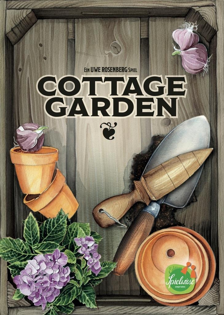 Nya spel! Cottage-Garden