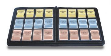 Deck Builder's Premium PRO-Binder Open