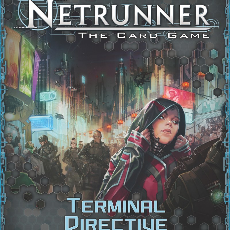 Netrunner Terminal D