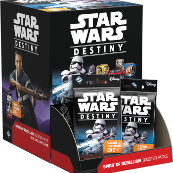 Star Wars Destiny Box