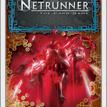 Netrunner Blood and Water
