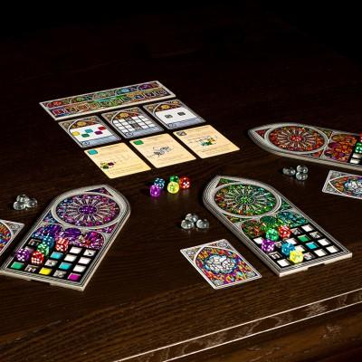 Sagrada-Gameplay