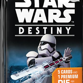 Star Wars Destiny Booster
