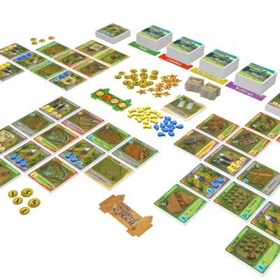 Fields of Green Omgång