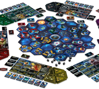 Twilight Imperium 4th edition Gameplay