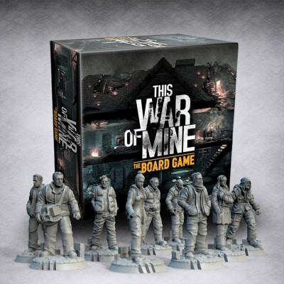 This War of Mine Minis