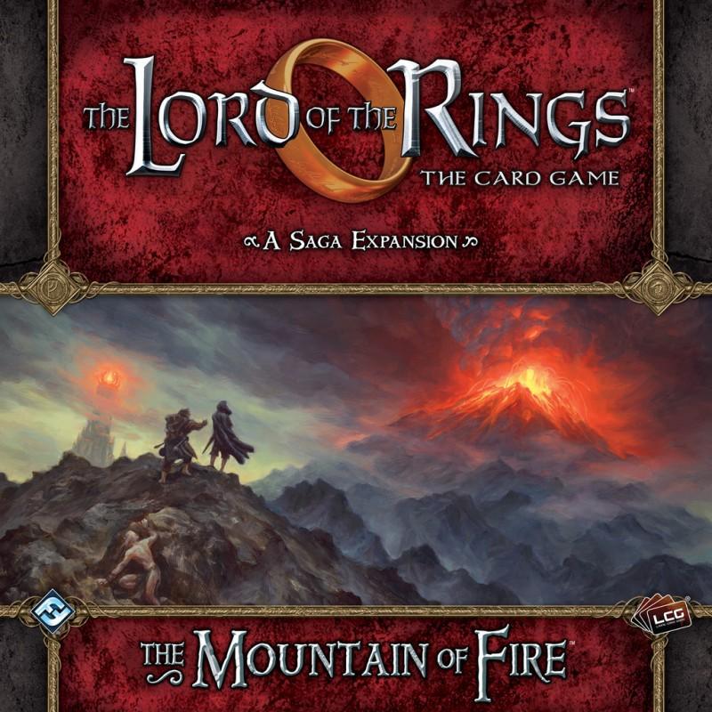 LOFTR Mountains of Fire