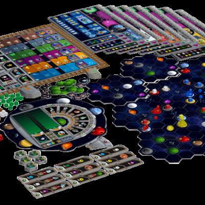 Gaia Project Komponenter