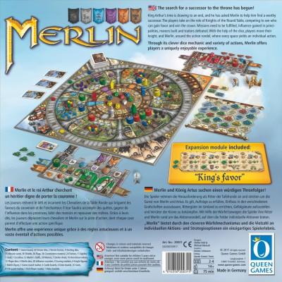 Merlin baksida