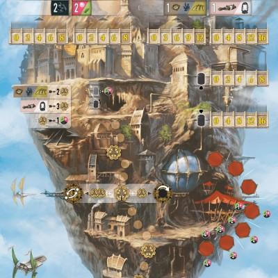 Noria Game Board
