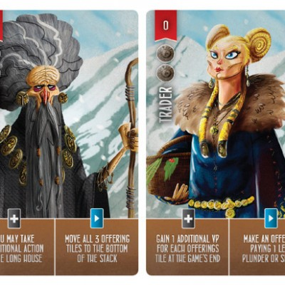 Raiders of the North Sea Cards 2
