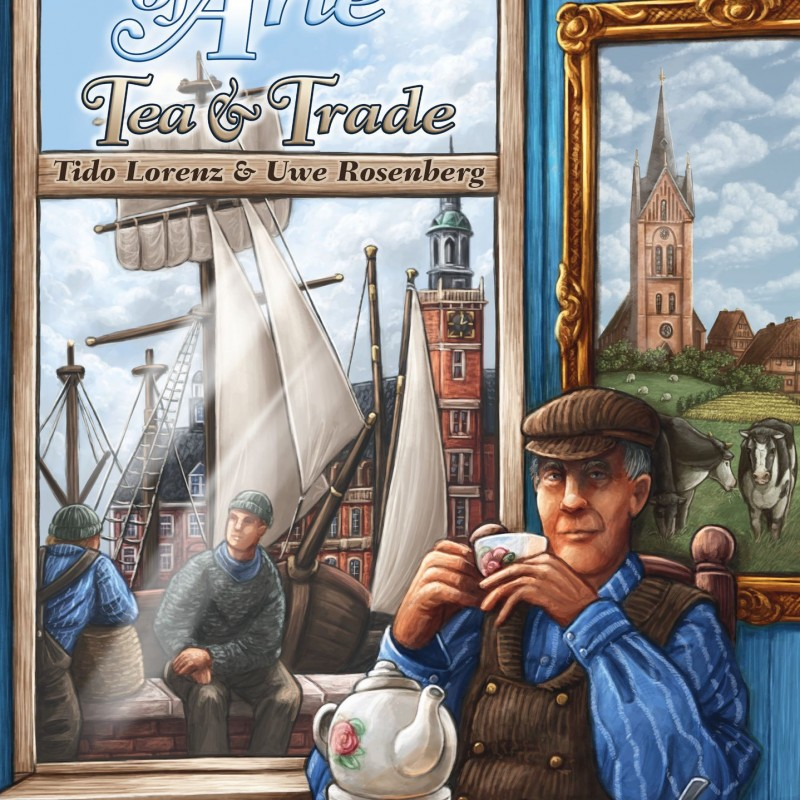Fields of Arle Tea and Trade