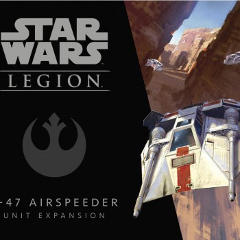 Star Wars Legion Airspeeder