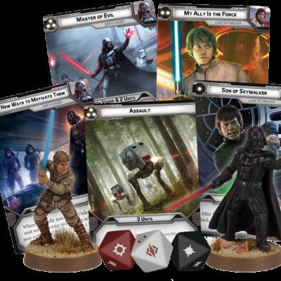 Star Wars Legion Kort