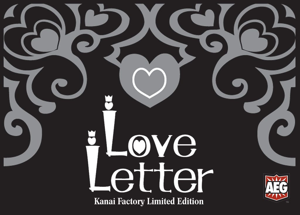the love letter 2013 letter kanai factory limited edition allt p 229 ett kort 25204 | Love Letter Kanai omslag
