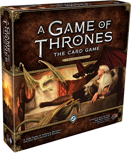 Game of Thrones The Card Game 2nd Edition