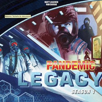 Pandemic Legacy Blue Season