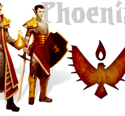 Summoner Wars Phoenix Elves Tundra Orcs Phoenix