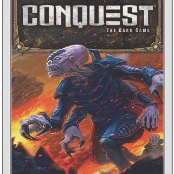 Conquest What lurks below
