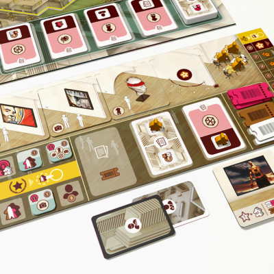 The Gallerist In Play
