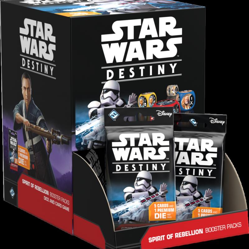 Star Wars Destiny Box