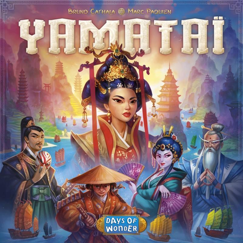 Yamatai cover