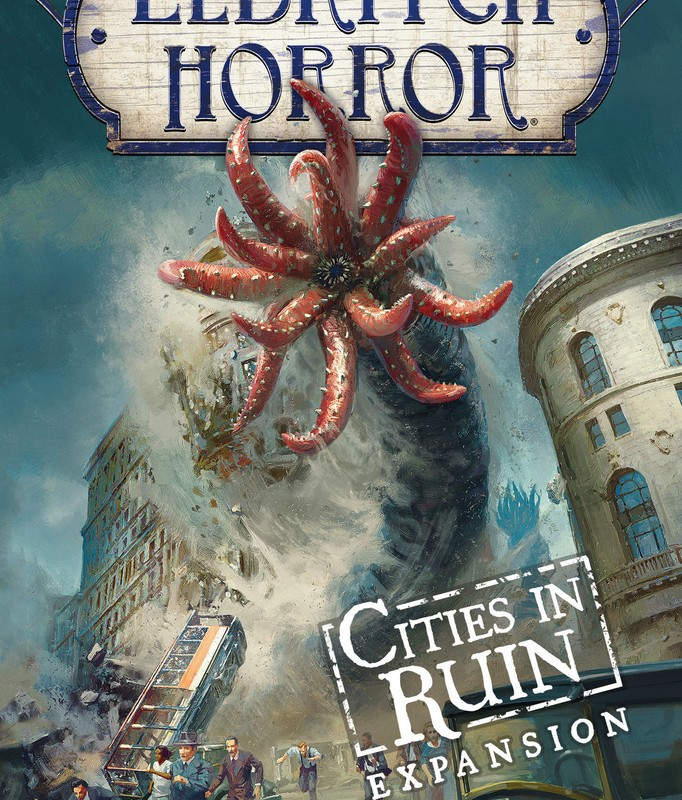 Eldritch Cities